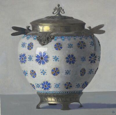 Olga Antonova, 'Patterned Porcelain Vase,', 2020