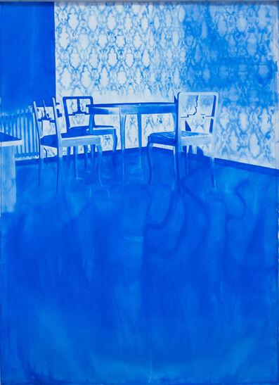 Kristina Bength, 'Cobalt; Ferromagnetic, Hexagonal, Close-Packed #3', 2017