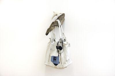 Georgia Sagri, 'Video Bag / David Hammons Toy with Egypt and Libya', 2011