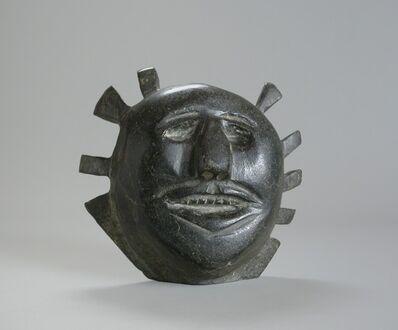 John Kavik, 'untitled (head)', late 1960s