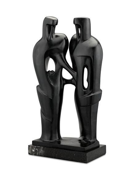 Agustín Cárdenas, 'Couple', ca. 1989