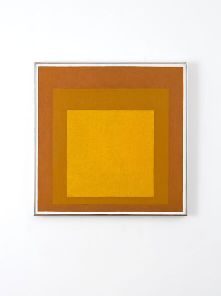 Josef Albers, 'Study for the Homage to the Square', 1969