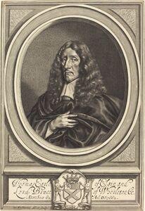 William Faithorne after Sir Anthony van Dyck, 'Thomas Bruce, Earl of Elgin', 1662