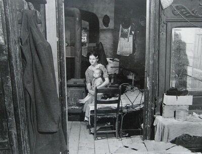 Jack Delano, 'Sharecropper's Family, Greene County, Georgia', 1941
