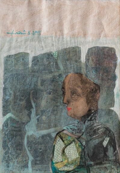 Edwar Shahda, ' Face 2', 2015