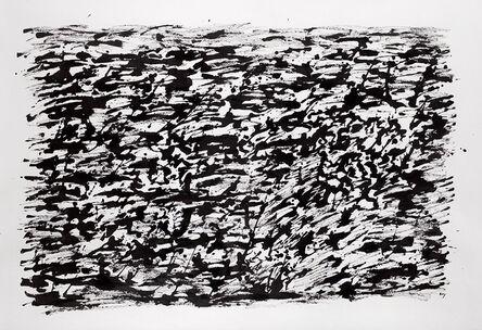 Henri Michaux, 'Sans titre', 1960-1961