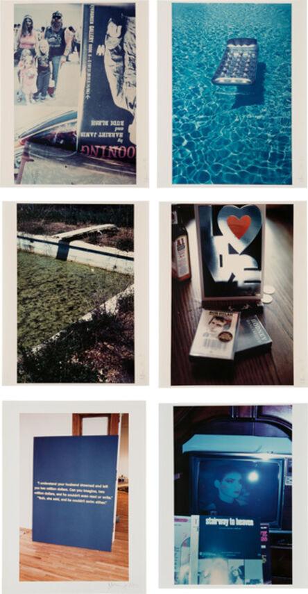 Richard Prince, 'Six Works: (i-iv) Untitled (Adult Comedy Action Drama); (v-vi) Untitled (4x4)'