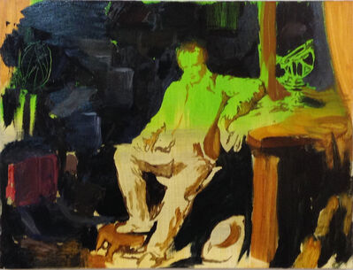 Daniel Lannes, 'The Latin Collector', 2014