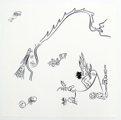 Mariana Castillo Deball, 'No cesarán mis cantos', 2013