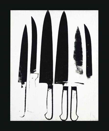 Andy Warhol, 'Knives'