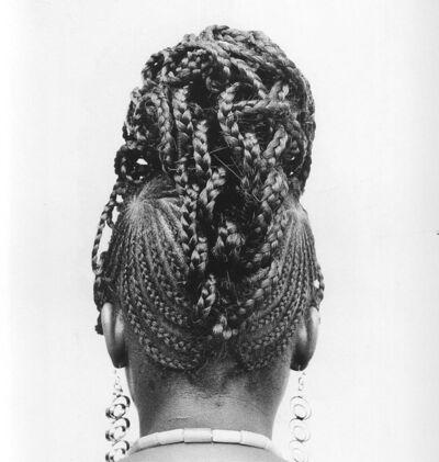 J.D. 'Okhai Ojeikere, 'Abebe HD 849/75', 1975