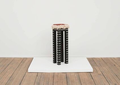 Tanya Aguiñiga, 'Soothe Table (Provide)', 2015