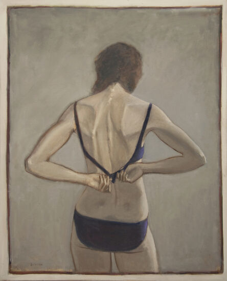 Norman Lundin, 'FROM THE BACK - LOOKING LEFT', 2017