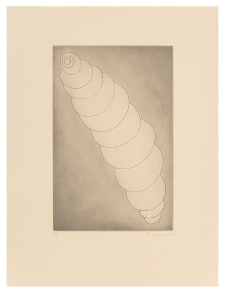 Louise Bourgeois, 'Progression', 1990