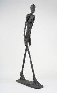 Alberto Giacometti, 'Walking Man I', 1960