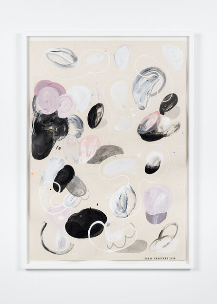 Sindre Braathen, 'Ghost of 2018', 2018