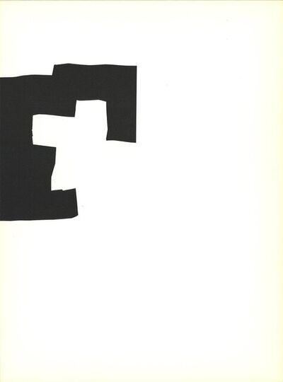 Eduardo Chillida, 'DLM No. 183 page 12', 1970