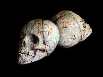 Yves Hayat, 'A CHACUN SA PART DU GHETTO', 2011-2012