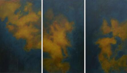 Frédéric Choisel, 'Ciel de Nuit/ Triptych', 2017