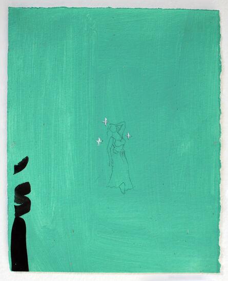 Jumana Emil Abboud, 'The Dancers #8', 2003