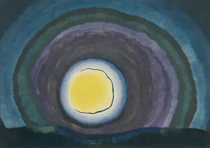 Arthur Garfield Dove, 'Sunrise III', 1936-1936