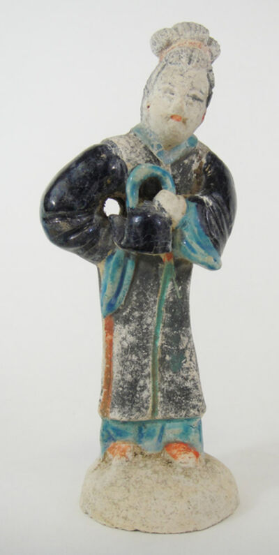 Anonymous, 'Ancient Chinese Statuette of a Court Lady', Ming Dynasty (1368-1644)