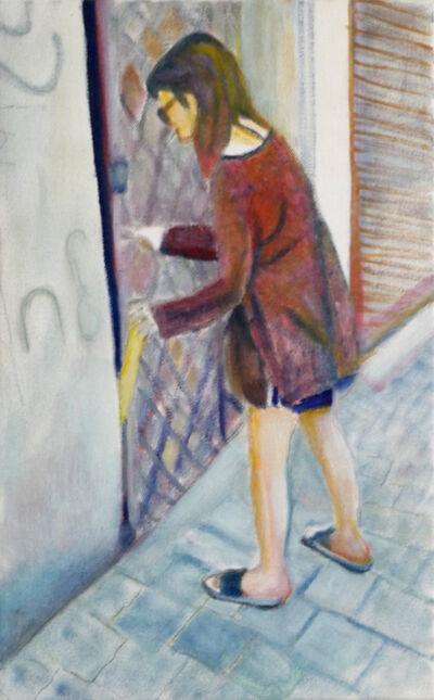 Zamir Shatz, 'Home Entrance', 2017