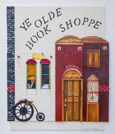Katharine Owens, 'Ye Olde Book Shoppe', ca. 2019