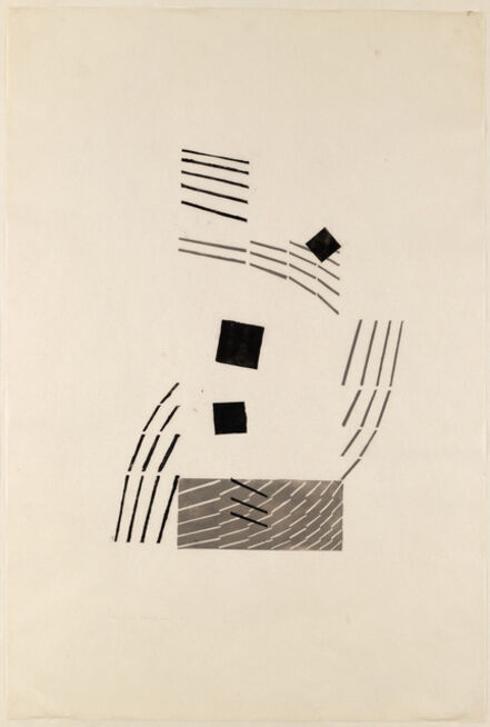 Kenneth Martin, 'Abstract', 1952
