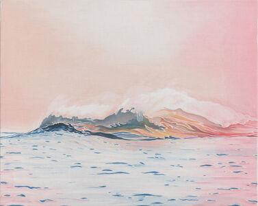 Adam de Boer, 'Offshore Blush', 2021