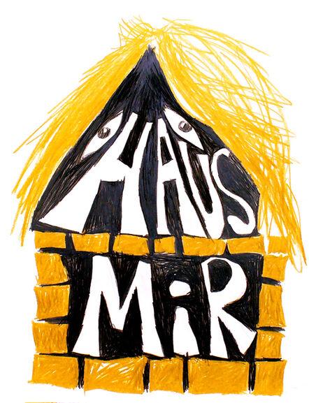 Bendix Harms, 'Haus MIR, 28. 4. 09 -1', 2009