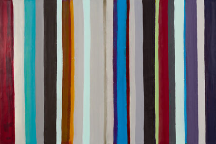 Kathy Cantwell, 'The Hidden Life of Stripes 17', 2017