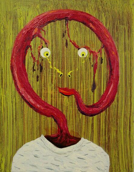Moritz Schleime, 'Portrait No. 29 ', 2015-16