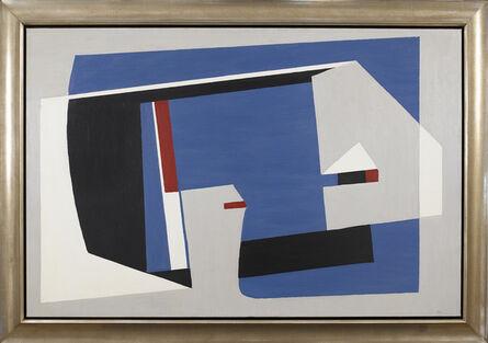 Balcomb Greene, 'Balanced Moving', 1938