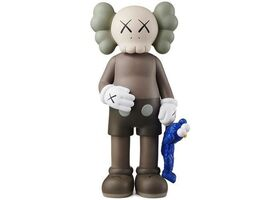 KAWS, 'Share (Brown & Blue)', 2020