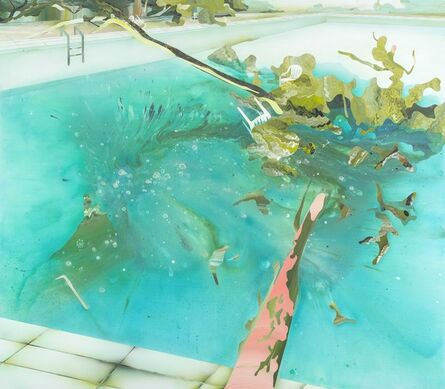 Yang-Tsung Fan, 'Swimming Pool Series-Humid Smell', 2015