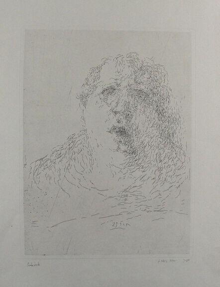 Horst Janssen, 'Selbst Am 29.3.1965', 1965