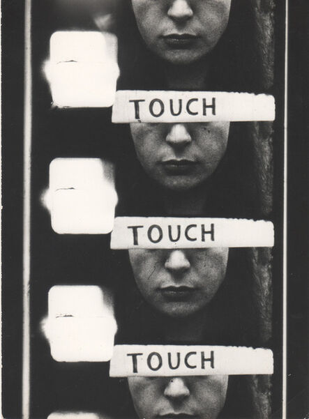 Ewa Partum, 'Tautological Cinema (still)', 1973-1974