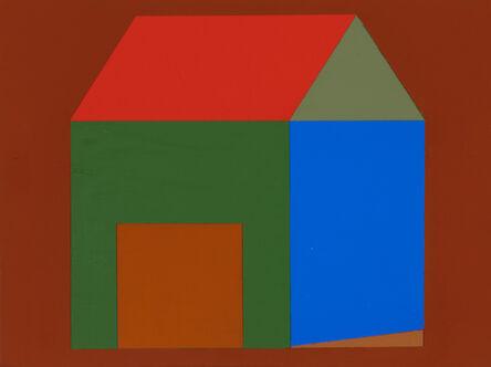Ann Schaumburger, 'Red Ochre House 1', 2014