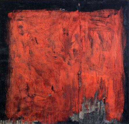 Guido Llinas, 'Pintura Roja', 1961
