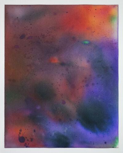 Ben Weiner, 'Viagra Flowers (Orange, Purple)', 2020