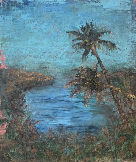 Rogelio Báez Vega, 'Exotic Island Cosmetic Corruption I', 2020