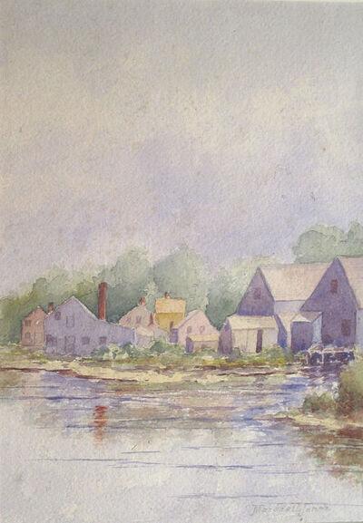 Marshall Jones, 'At the Water's Edge, Nantucket, MA'