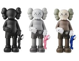 KAWS, 'Share (Full Set of 3 Figures)', 2020
