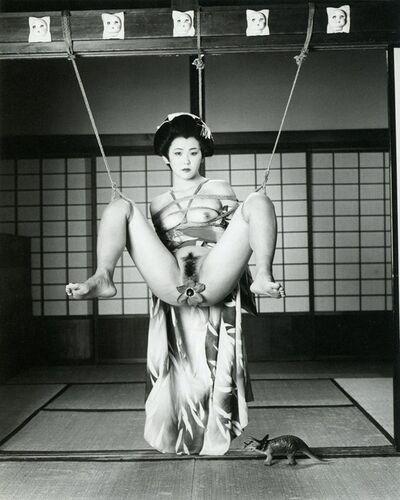 Nobuyoshi Araki, 'Tokyo Comedy', 1997