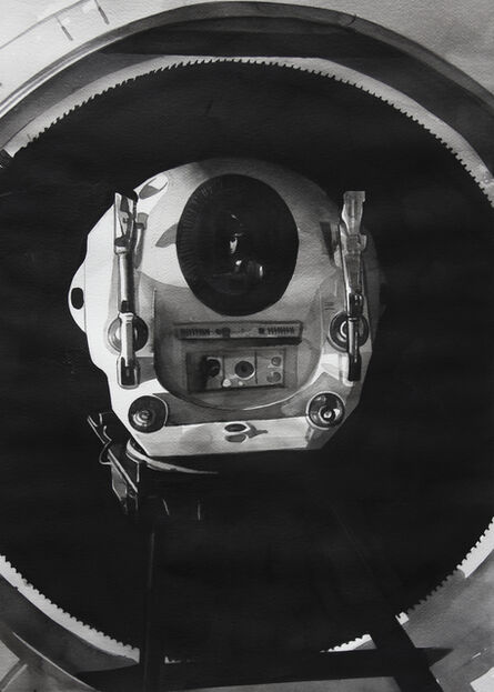 Radenko Milak, '2001 A Space Odyssey (1968)', 2016