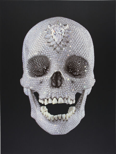 Damien Hirst, 'For the Love of God, Wonder (Diamond Dust)', 2014