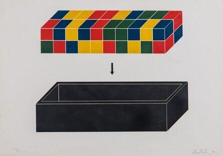 Sergio Lombardo, 'Composition', 1970