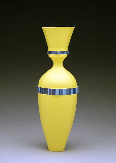 Peter Pincus, 'Yellow Vase', 2019