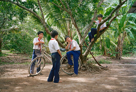 Pipo Nguyen-duy, 'Four Boys', 2012